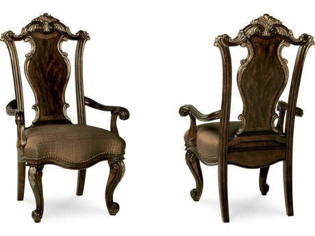 A.R.T. Furniture Gables 18th Century Cherry Dining Arm Chair (Sold in 2)
