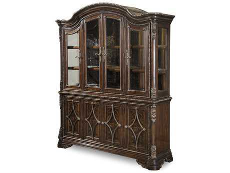 ART Furniture Gables 18th Century Cherry China Cabinet