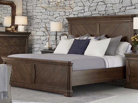 A.R.T. Furniture American Chapter Makers King Panel Bed