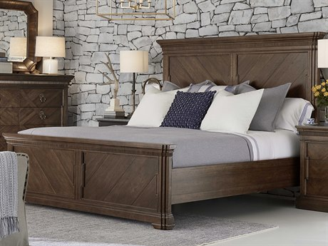 A.R.T. Furniture American Chapter Makers California King Panel Bed
