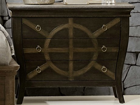 A.R.T. Furniture American Chapter Rye 3 Drawers Nightstand