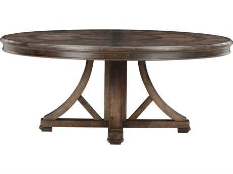 A.R.T. Furniture American Chapter Makers 60'' Wide Round Dining Table