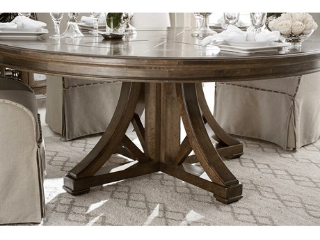 A.R.T. Furniture American Chapter Makers 72'' Wide Round Dining Table