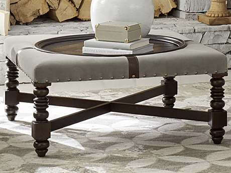 A.R.T. Furniture American Chapter Rye Ottoman