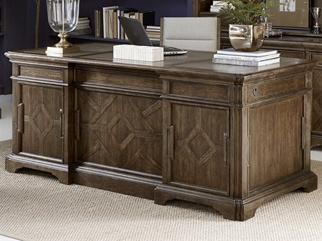 A.R.T. Furniture American Chapter Makers Executive Desk
