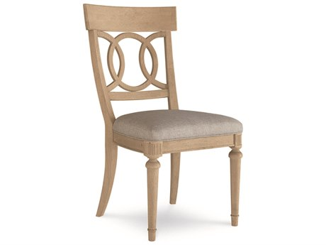 A.R.T Furniture Roseline Natural Sophie Dining Side Chair (Sold in 2)