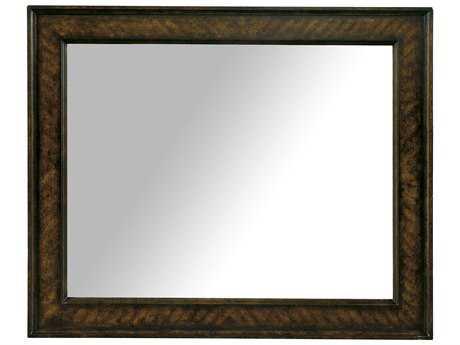 ART Furniture Firenze Rich Canella 52''W x 44''H Rectangular Wall Mirror