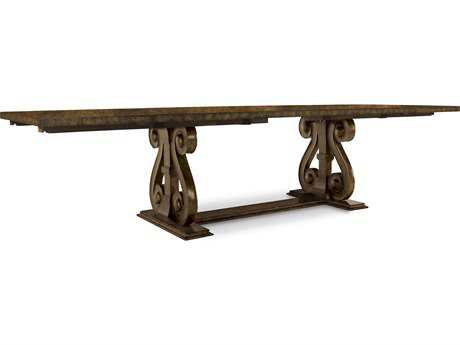 ART Furniture Firenze Rich Canella 139.5''L x 46''W Rectangular Dining Table