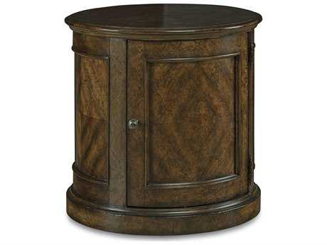 ART Furniture Firenze Rich Canella 26'' Wide Round Drum Table