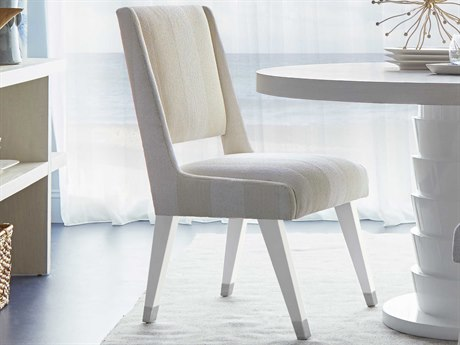 A.R.T. Furniture Epicenters Gloss White Side Dining Chair (Set of 2) AT3312002617