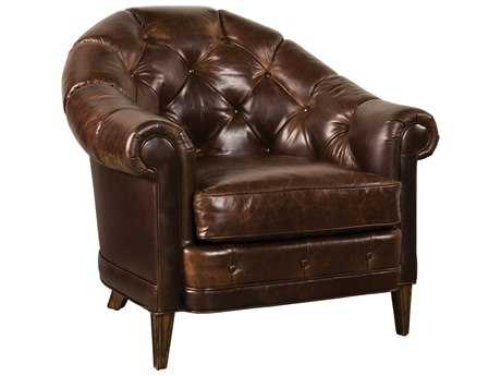 ART Furniture Kennedy Aged Leather Club Chair