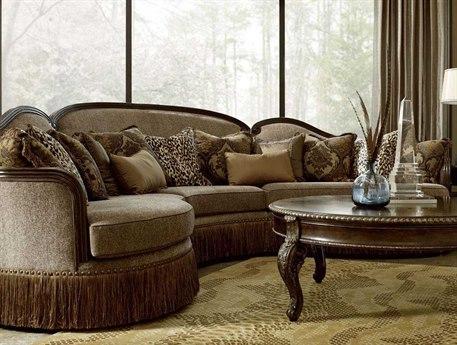 A.R.T Furniture Giovanna Valencia Sectional Sofa