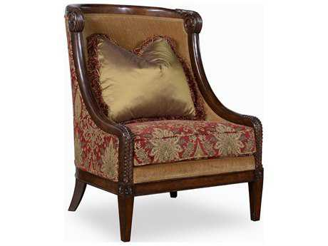 ART Furniture Giovanna Caramel Valencia Accent Chair