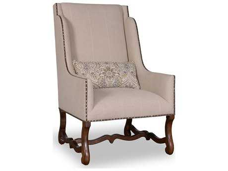 ART Furniture Tyler Natural & Light Oak Wing Accent Chair