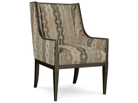 A.R.T. Furniture Wythe Coffee Bean Coffee Bean Wing Accent Chair
