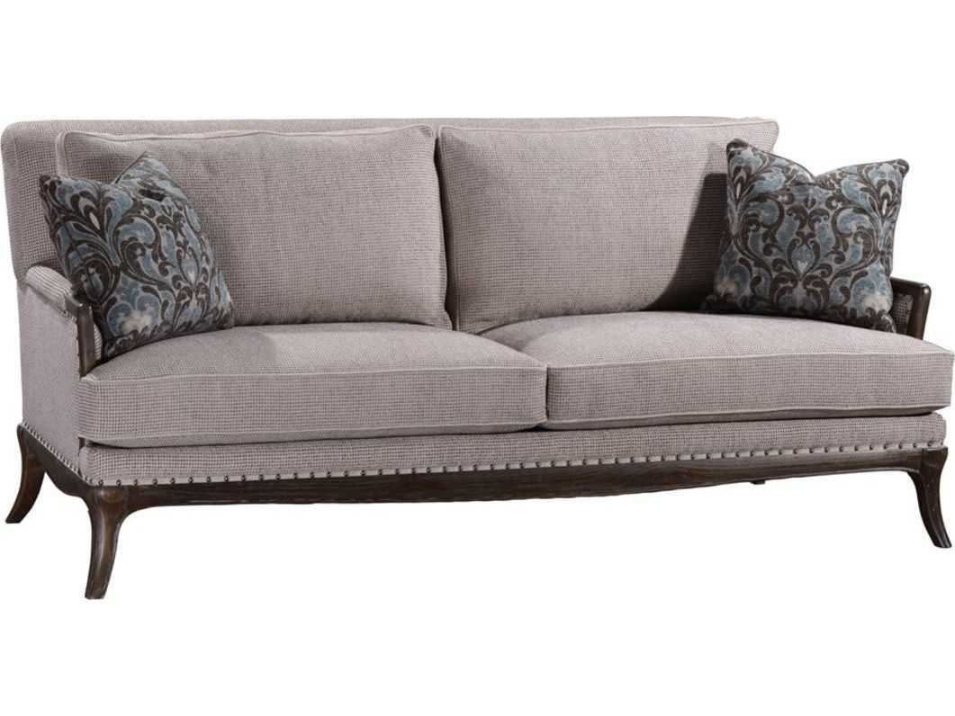 A r t furniture saint germain seine pewter sofa for Albany st germain sectional sofa chaise