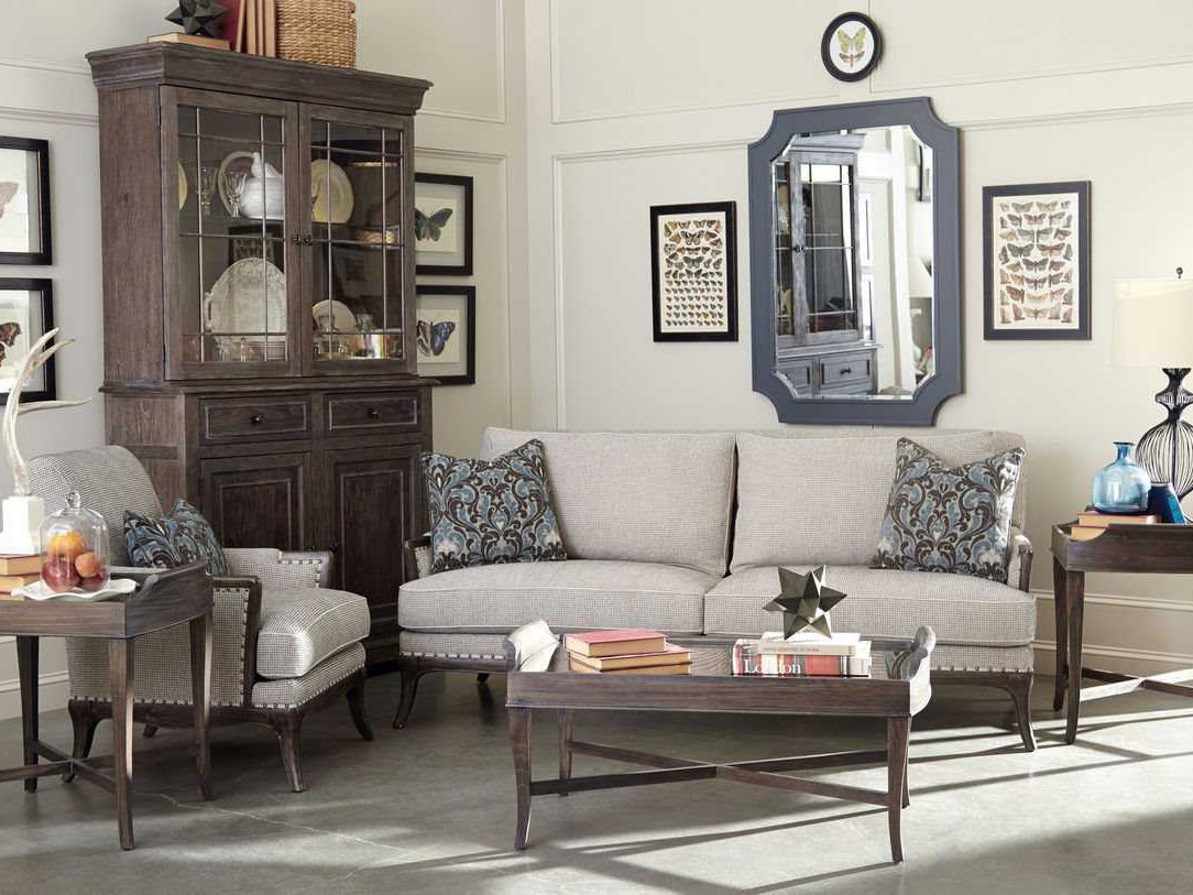 A r t furniture saint germain living room set for Albany st germain sectional sofa chaise