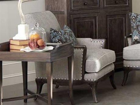 A.R.T. Furniture Saint Germain Seine Pewter Accent Chair
