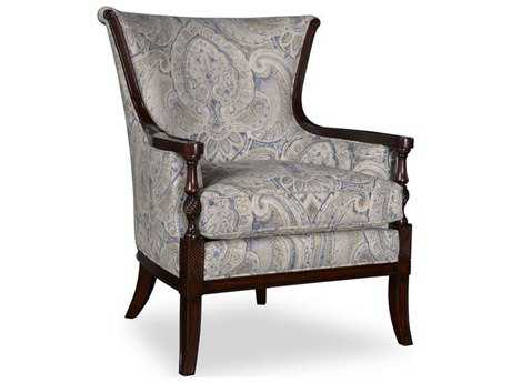 ART Furniture Bristol Seine Pewter Accent Chair