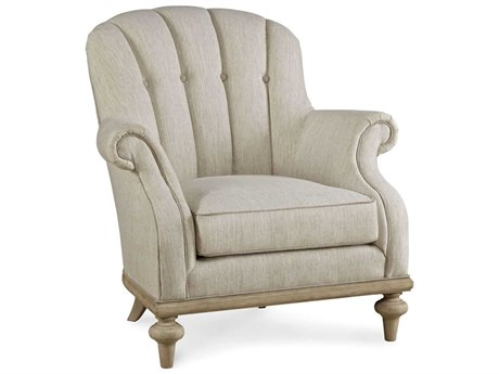A.R.T. Furniture Collection One Weathered Gray Accent Chair