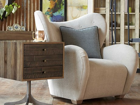 A.R.T. Furniture Epicenters Clear Natural Accent Chair