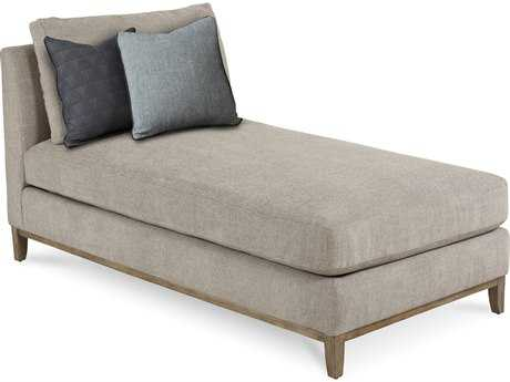 ART Furniture Epicenters Natural Beige Chaise Lounge