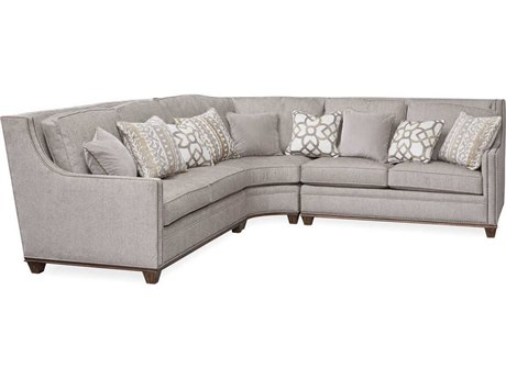 A.R.T. Furniture Collection One II Bridgewater Clear Natural Sectional Sofa