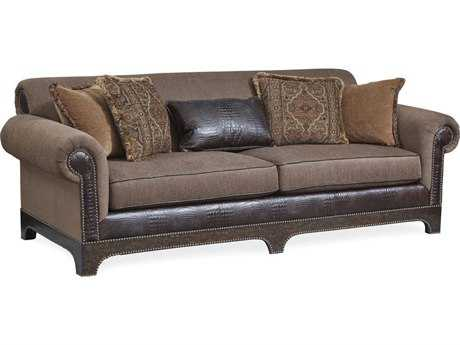 ART Furniture Collection One II Weathered Grey Roll Arm Sofa