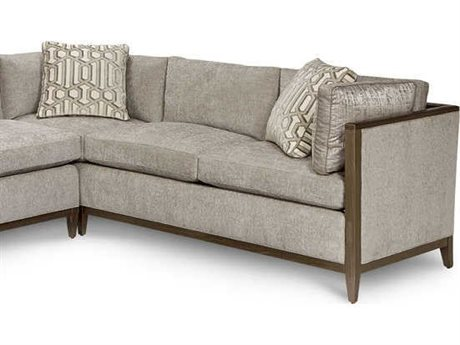A.R.T. Furniture Cityscapes Crystal with Accolade Right Arm Facing Corner Sofa