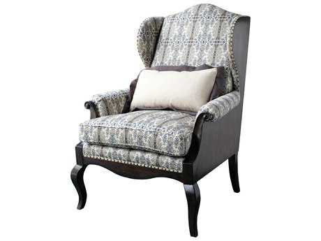 ART Furniture Empyrean Sky Melange Brown & Bisque Accent Chair