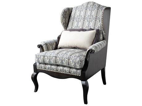 A.R.T. Furniture Empyrean Sky Melange Brown & Bisque Accent Chair