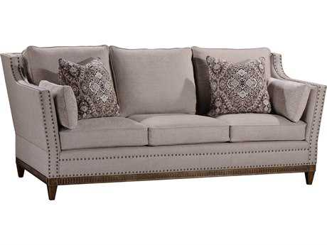 ART Furniture Empyrean Sky Melange Brown Sofa