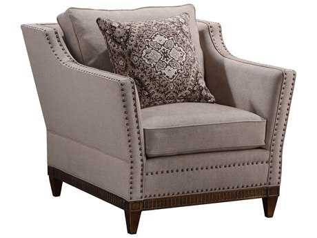 ART Furniture Empyrean Sky Melange Brown Club Chair