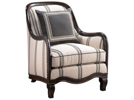 A.R.T. Furniture Empyrean Sky Melange Brown Accent Chair