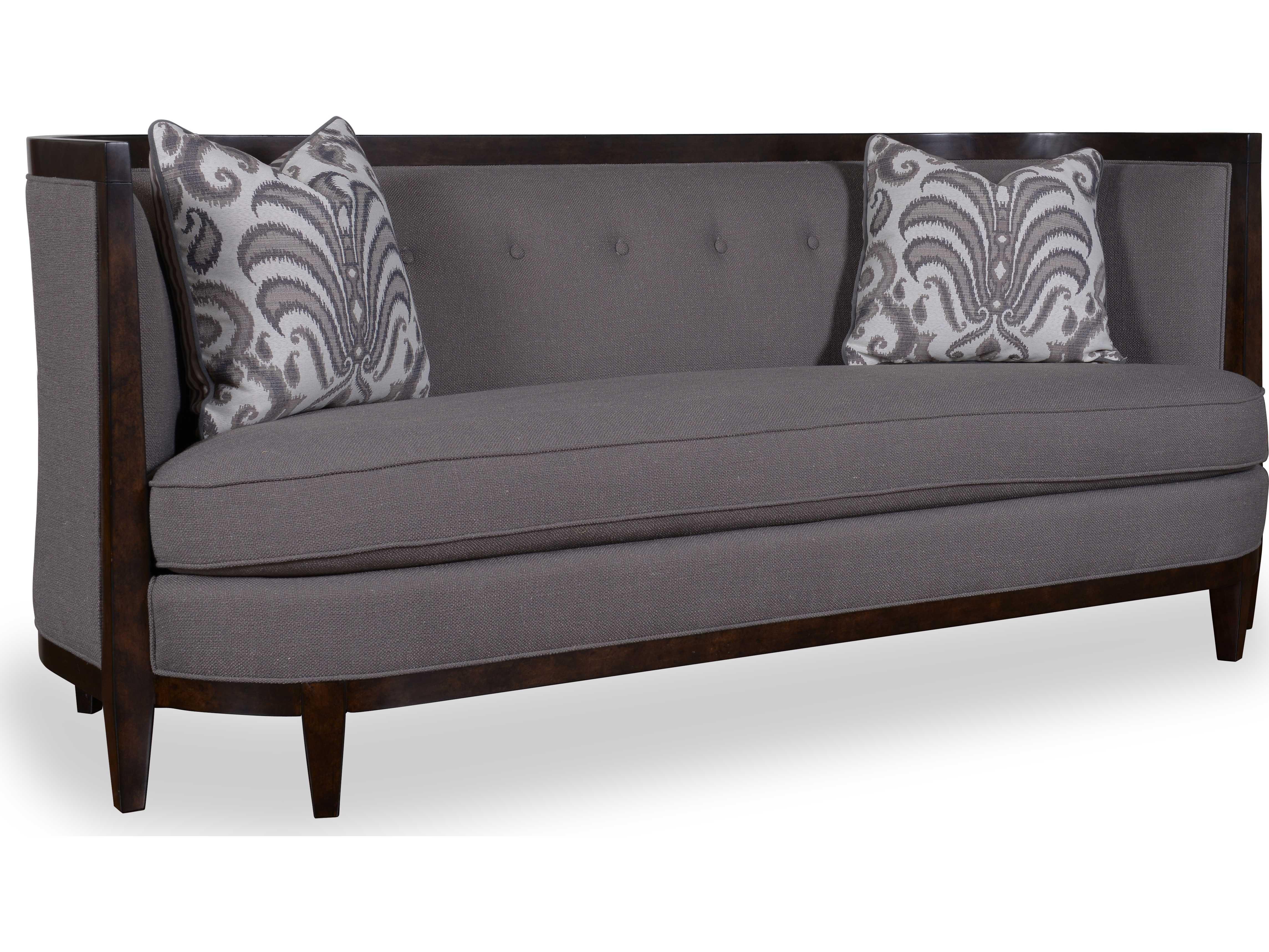 ART Furniture Morgan Charcoal Brindle Sofa