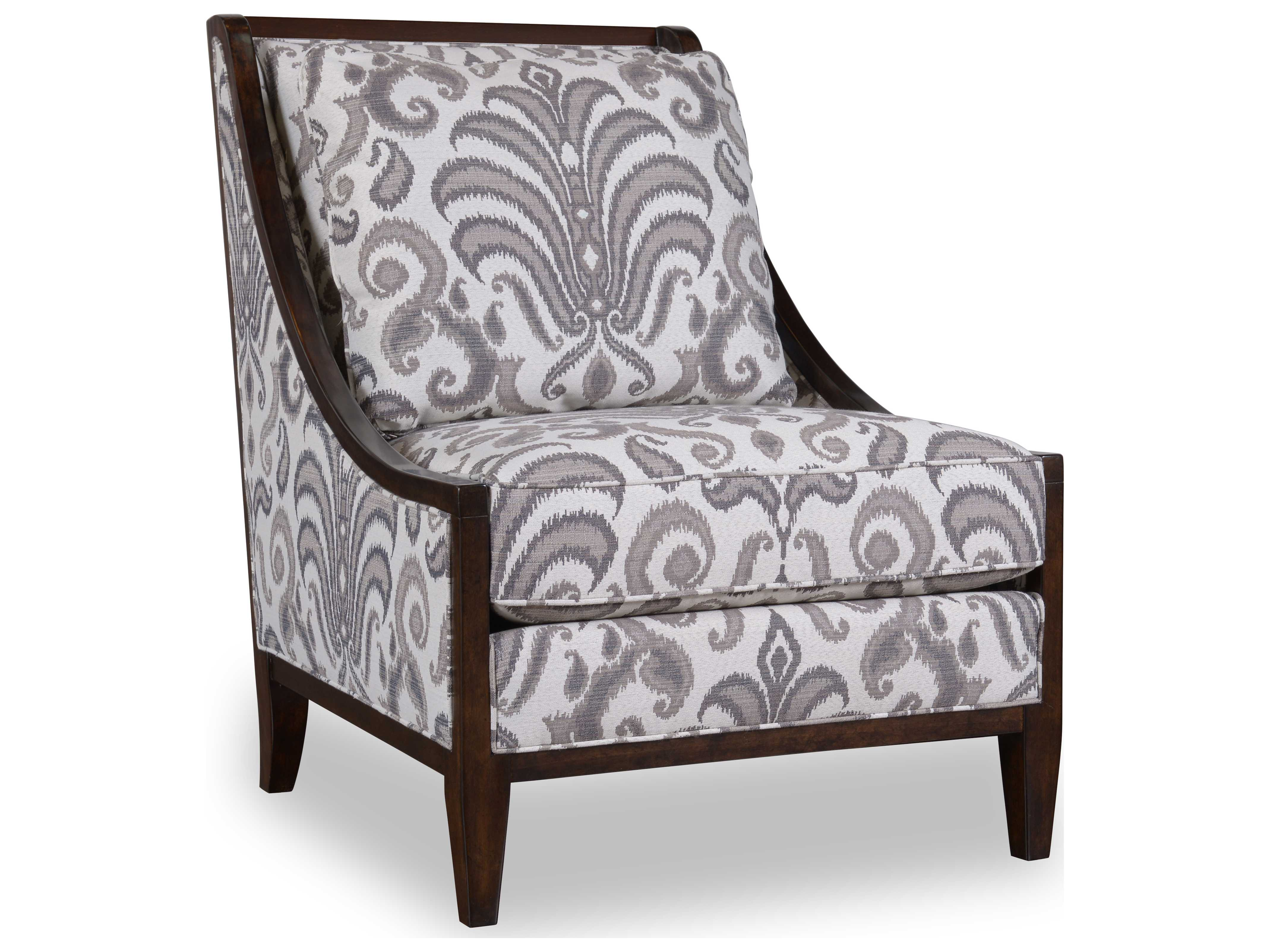 Art Furniture Morgan Charcoal Brindle Accent Chair