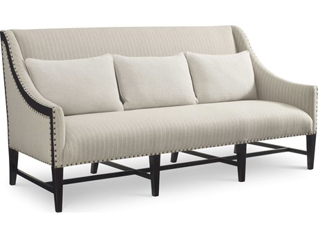 A.R.T. Furniture The Foundry White & Walnut Sofa