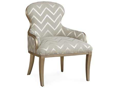 ART Furniture The Foundry Light Oak & Light Beige Accent Chair
