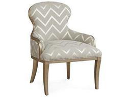 ART Furniture The Foundry Light Oak & Light Beige Accent Chair
