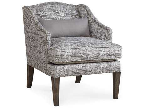 ART Furniture The Foundry Melange Grey Accent Chair