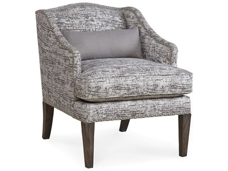 A.R.T. Furniture The Foundry Melange Grey Accent Chair