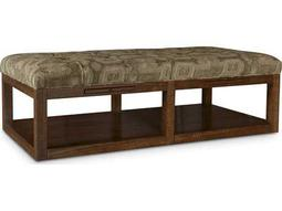 ART Furniture The Foundry Brownstone Willow Cocktail Ottoman