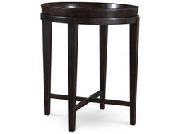 ART Furniture The Foundry Peppercorn 22'' Wide Round End Table