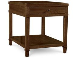 ART Furniture The Foundry Brownstone 27''L x 21''W Rectangular End Table