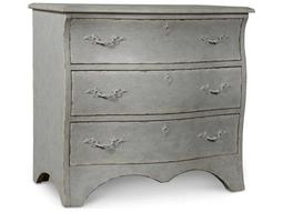 ART Furniture The Foundry Vintage Blue & Grey Feathered Accent Chest
