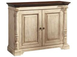 ART Furniture The Foundry Weathered Cream Accent Chest