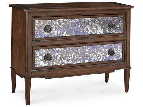 ART Furniture The Foundry Rustic Walnut Townson Accent Chest