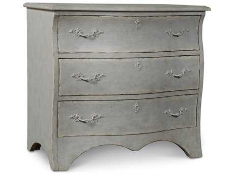 ART Furniture The Foundry Vintage Blue & Grey Accent Chest