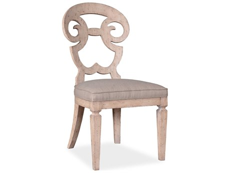 A.R.T. Furniture The Foundry Weathered Cream Dining Side Chair