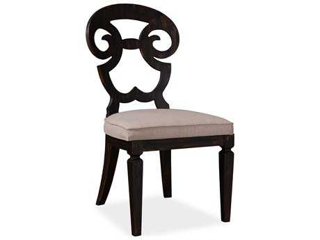 ART Furniture The Foundry Black Dining Side Chair